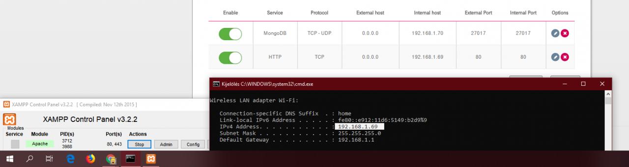 Port Forwarding nem megy - Internet - Telekom Fórum