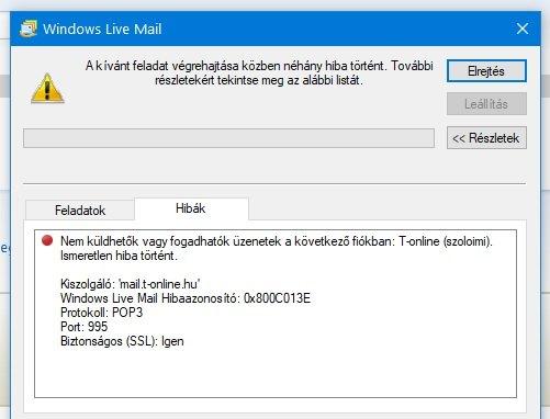 Live Mail hibaüzenet.jpg